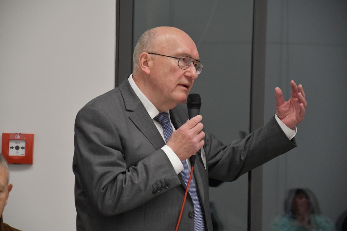 Dr. Eckhard Müller ist AfD-Kandidat für die Oberbürgermeisterwahl in Wiesbaden