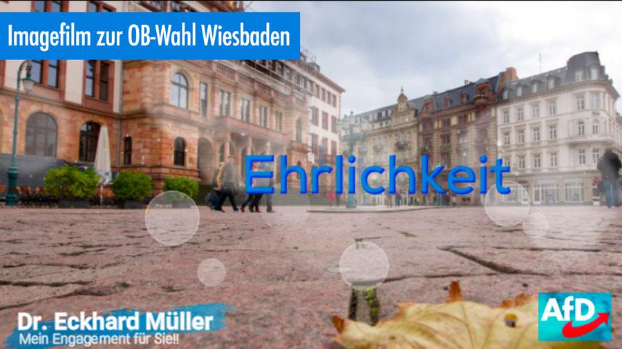Imagefilm zur OB-Wahl Dr. Eckhard Müller