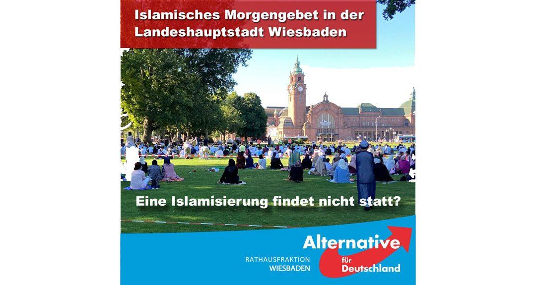 Eine Islamisierung findet nicht statt?